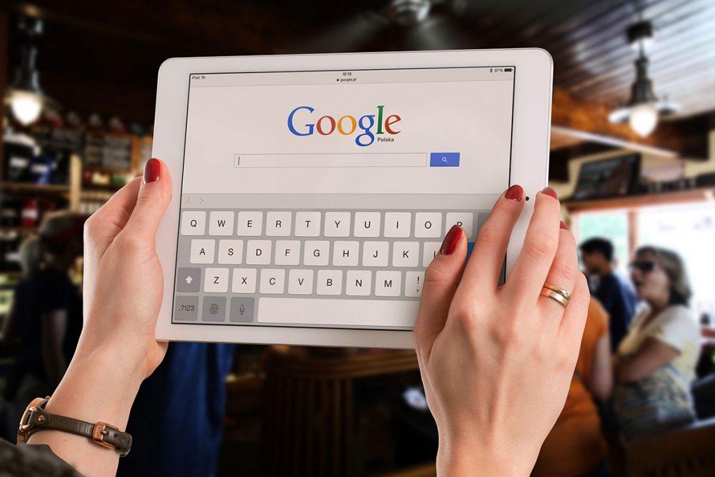 ranking Google pozycjonowanie
