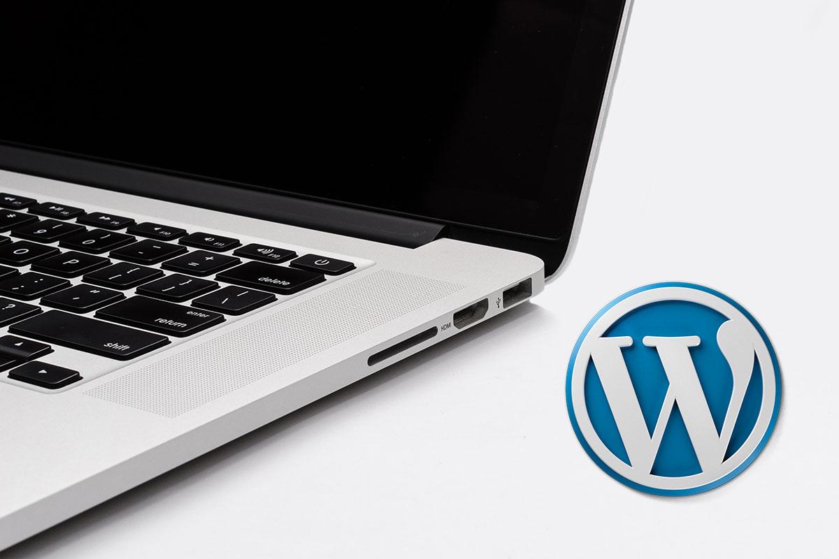 Strona firmowa na WordPressie